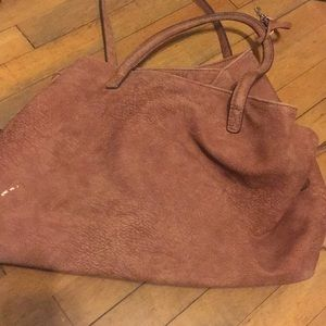 Brown Oversized Purse